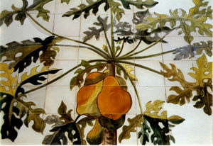 Citrus Glaze Tiles -  - Ceramic Tile