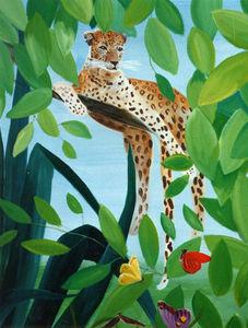Helen Barnes - children's rooms - Trompe L'oeil