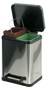 Hailo - à pédale, 2x11l - Recycling Bin