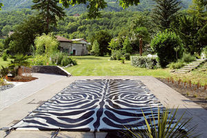 Tiki concept - couverture à barres - Winter Swimming Pool Cover