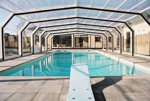 Axess -  - High Telescopic Pool Cover