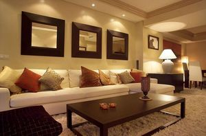 AMBIENCE HOME DESIGN -  - Living Room