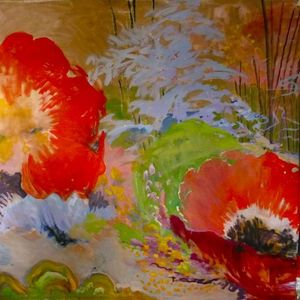 Fabienne Colin -  - Contemporary Painting