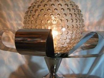 Metal D'alcove Eric Katz - margot la margueritte - Table Lamp