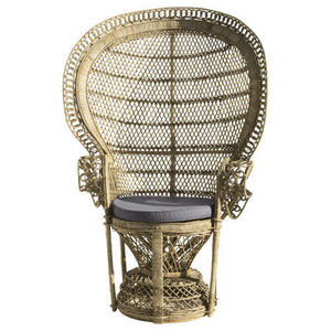 Maisons du monde - fauteuil emmanuelle - Garden Armchair