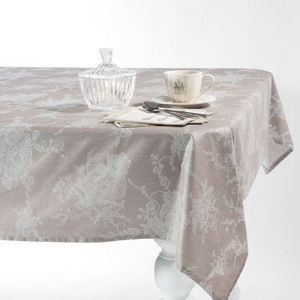 Maisons du monde - nappe enduite jouy - Rectangular Tablecloth