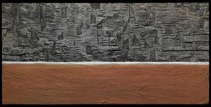 DEZIN-IN - arancio caldo - Contemporary Painting