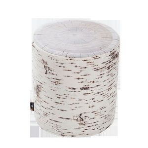 MEROWINGS - birch seat indoor - Stool