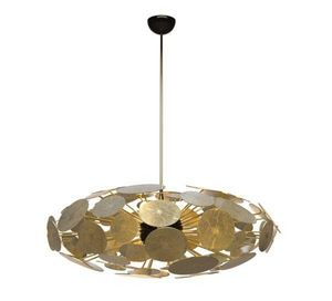 BOCA DO LOBO - newton eliptic - Ceiling Lamp
