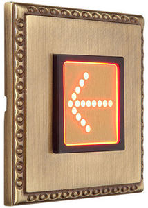 FEDE - classic collections toledo collection - Multimedia Socket