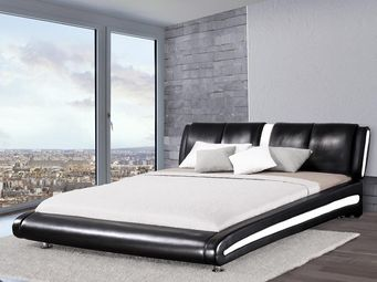 BELIANI - lit madrid - Double Bed