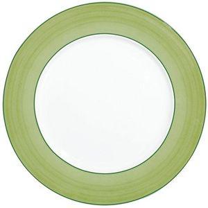 Raynaud - pareo vert - Dessert Plate