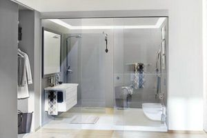 GLASSOLUTIONS France - priva-lite porte coulissante - Internal Sliding Door