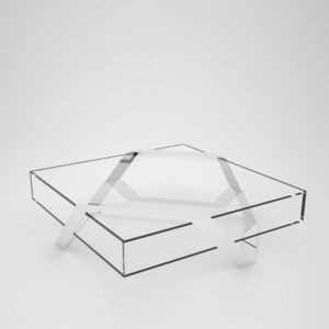 EMOTIONAL OBJECTS - gift wrap - Square Coffee Table