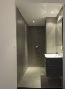 Rouviere Collection - micro-béton pour douches à l'italienne - Waxed Concrete For Wall