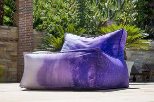SOLO ATHENS - sã?lã? cronus single pouf - Floor Cushion