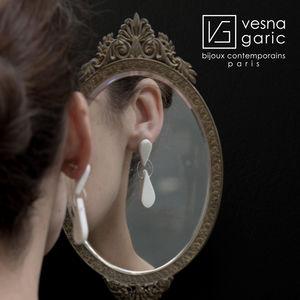 VESNA GARIC - face à face - Earring