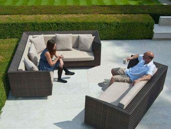 Alexander Rose - ocean-- - Garden Sofa