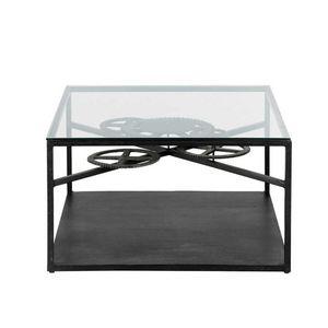 MAISONS DU MONDE - rouage - Square Coffee Table