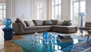 ROCHE BOBOIS - urban - Corner Sofa