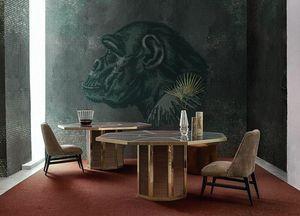 WALL & DECO - ancêtre - Panoramic Wallpaper