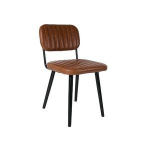 Mathi Design - chaise jeka marron - Chair