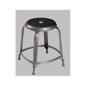 Mathi Design - tabouret usine rond 45 - Stool