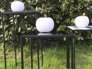 LA VILLA HORTUS - dark mirror - Square Coffee Table