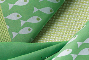 PERENNIALS - holy mackerel - Fabric For Exteriors
