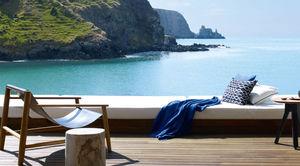 Maison De Vacances - wabi sabi----_ - Rectangular Cushion