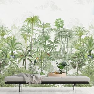 ISIDORE LEROY - amazone naturel - Panoramic Wallpaper