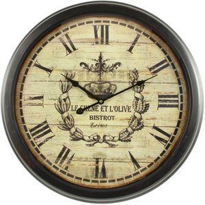 DECORATION D'AUTREFOIS -  - Wall Clock
