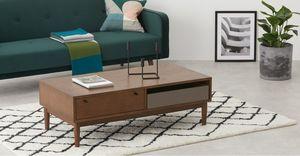 MADE -  - Rectangular Coffee Table