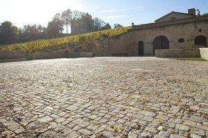 Occitanie Pierres - pavé éclaté martelé auberoche - Outdoor Paving Stone