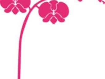 Design et Vous - orchidee - Sticker