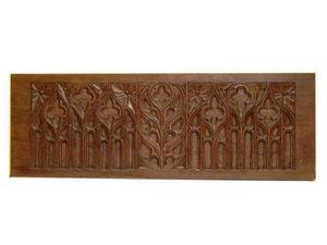 Arte Medieval -  - Door Pediment