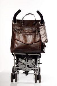 MAGIC STROLLER BAG - texas brown - Nappy Bag