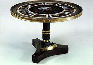 Aveline -  - Pedestal Table