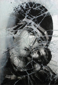 Yorgos Studio -  - Decorative Glass Panel