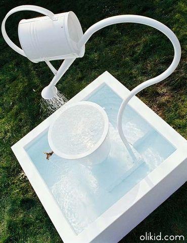 Olikid - Outdoor fountain-Olikid-Fontaine LEOPOLD__