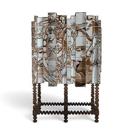 BOCA DO LOBO - Cabinet-BOCA DO LOBO-Dom Heritage
