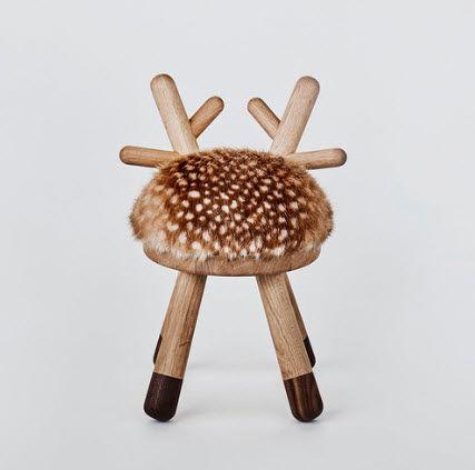 EO - Children's chair-EO-Bambi