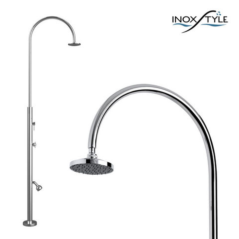 INOXSTYLE - Outdoor shower-INOXSTYLE-Aria Cylinder ML