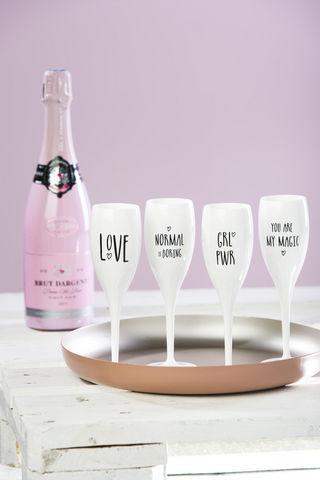 Koziol - Champagne flute-Koziol-CHEERS