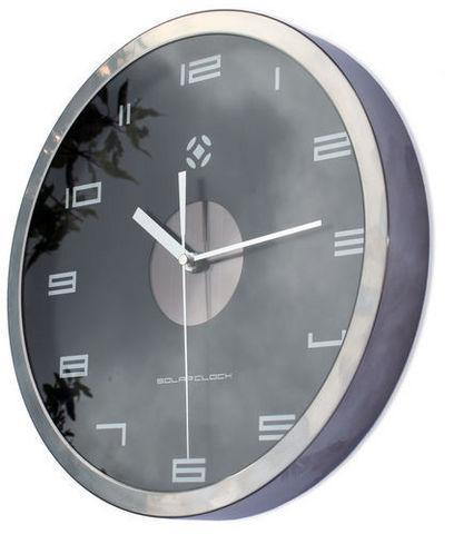 Litogami - Wall clock-Litogami-SOLARCLOCK