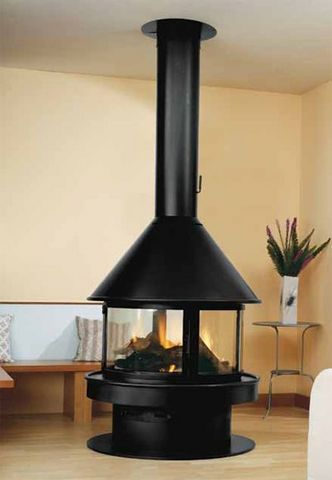 ROCAL - Central fireplace-ROCAL-Gala