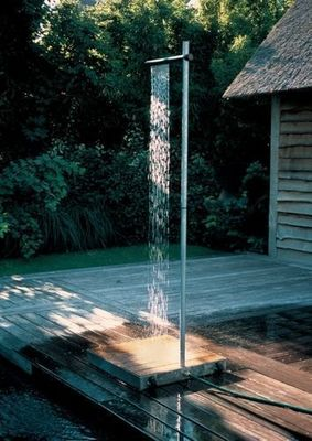 TradeWinds - Outdoor shower-TradeWinds-Cascade