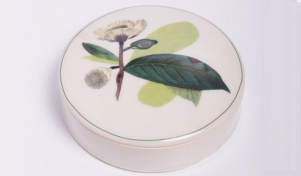 JEANNE KOEPP KERAMIK BERLIN Deko Box Dekorschachteln Dekorative Gegenstände  |