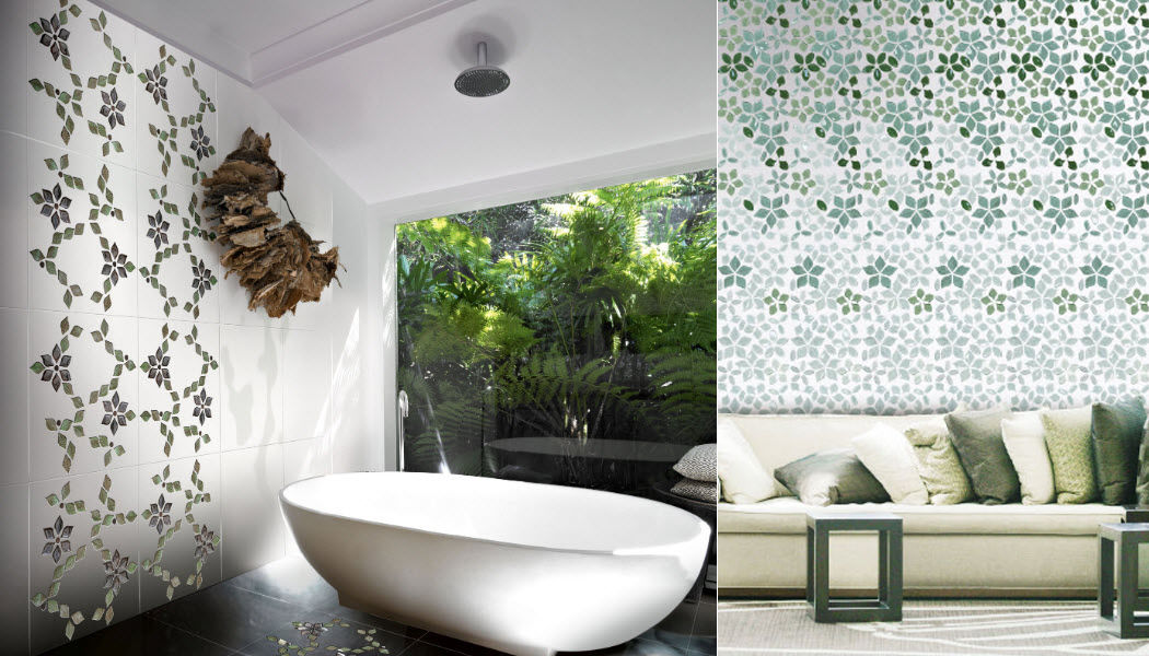 VETROVIVO Wand Fliesenmosaik Wandfliesen Wände & Decken  |