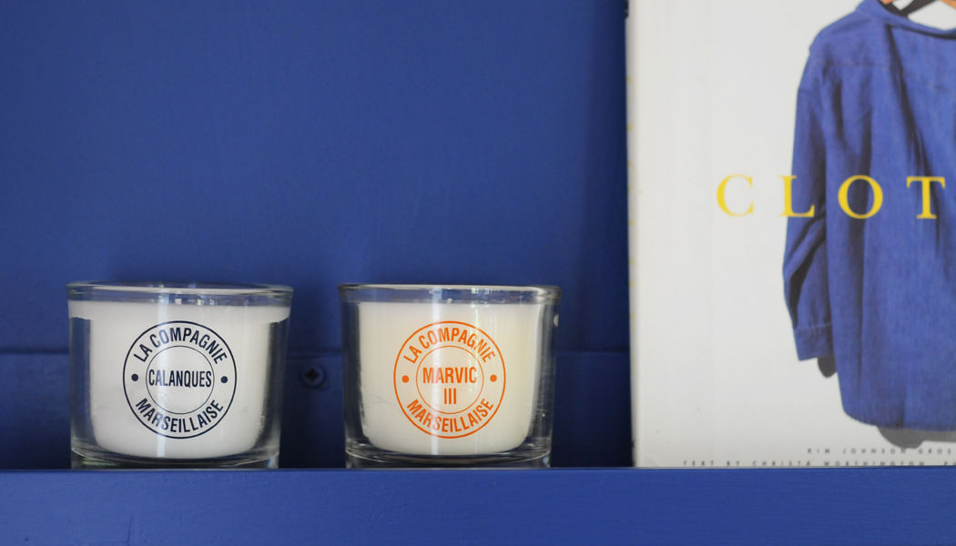 LA COMPAGNIE MARSEILLAISE Duftkerze Kerzen und Kerzenständer Dekorative Gegenstände  |
